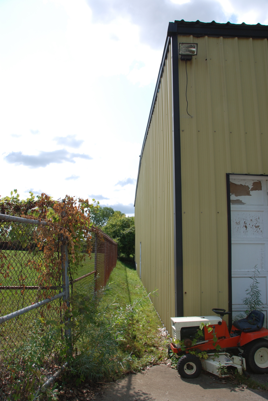 109 Gaylord Lot Line