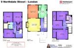 9 Northdale -Floor Plan
